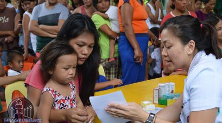 Medical Outreach Mission in Dumaguete