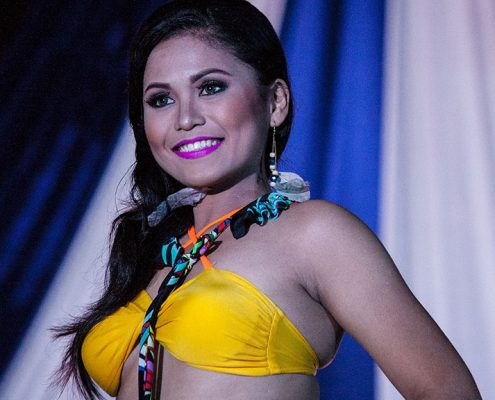 Miss Jimalalud 2017 - Beach Wear
