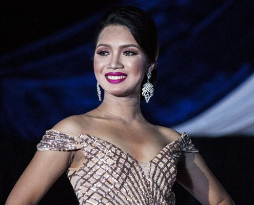 Miss Jimalalud 2017 - Evening Gown