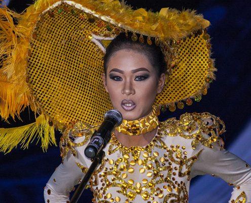 Miss Jimalalud 2017 - Production