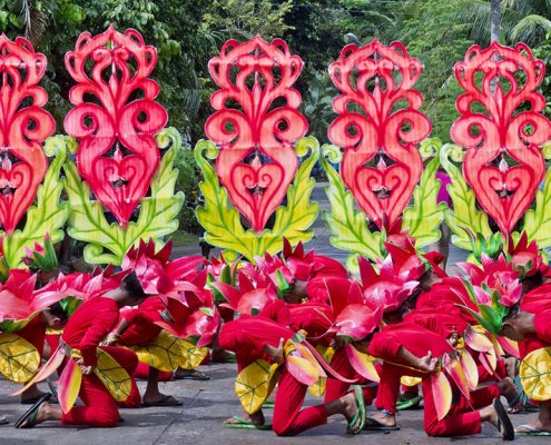 Sinulog Festival in Jimalalud