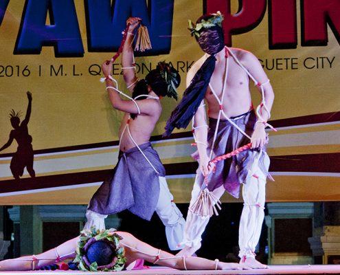 Traditional Sayaw Pinoy