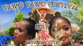 Tawo Tawo Festival 2017 - Bawayan City