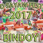 Libod Sayaw Festival 2017- Bindoy- Negros Oriental