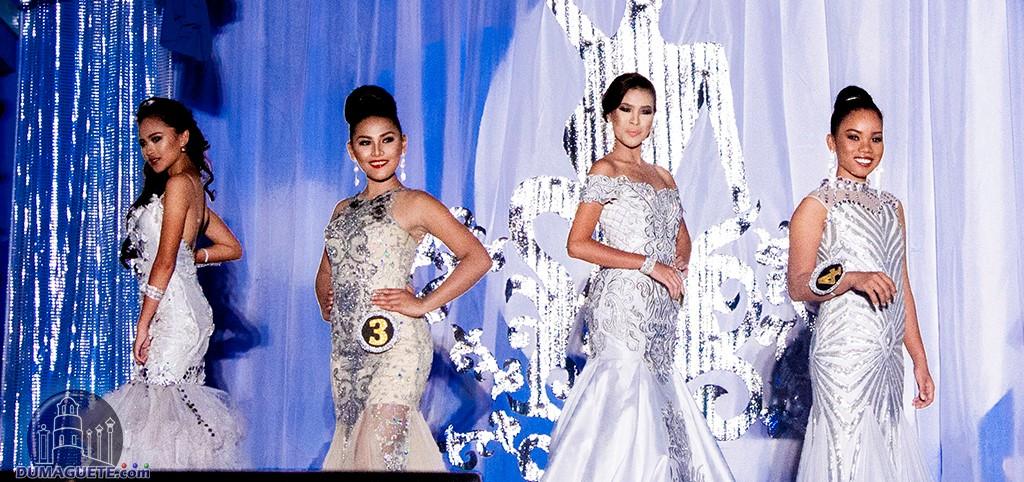 Miss La Libertad 2017 - Evening Gown