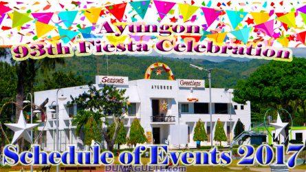 Ayungon Fiesta Celebration 2017