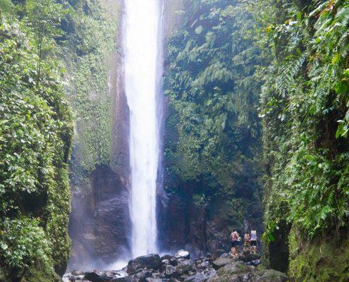 Casaroro Falls Valencia Negros Oriental