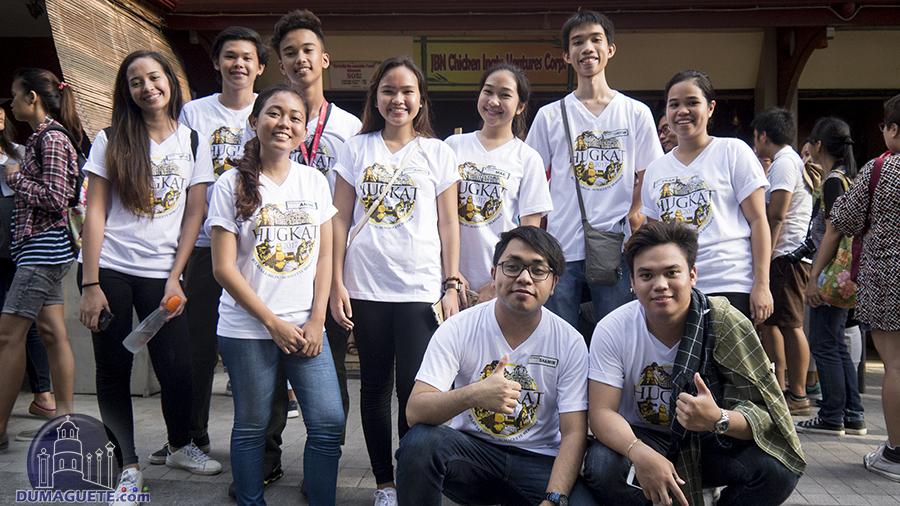 Dumaguete Literatour staff members