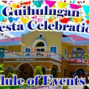 Guihulngan Fiesta Celebration Schedule of Events 2017