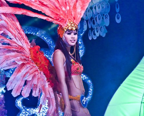 Miss Kanglambat 2017 - Vallehermoso Negros Oriental - Philippin