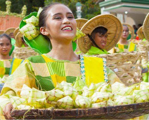 Kanglambat Festival 2017 - Vallehermoso Negros Oriental - Philippines