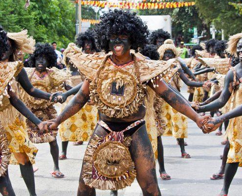 Vallehermoso Kanglambat Festival 2017