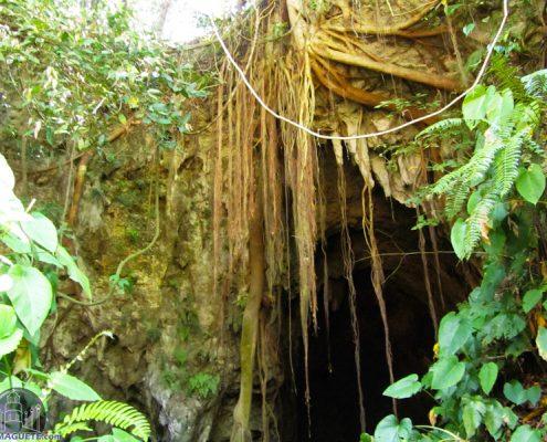 Vallehermoso Maglahos-Cave-entrance