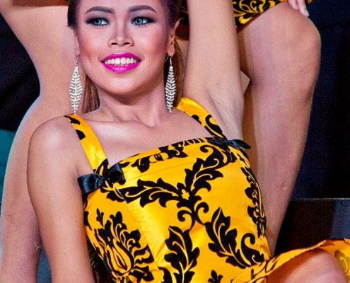Miss Siaton 2017 - Play Wear