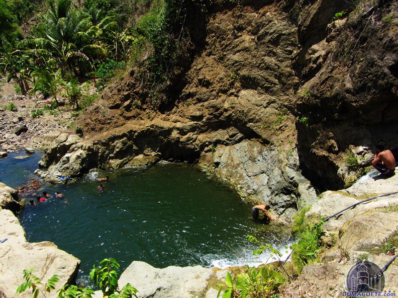 Pinucauan Falls Vallehermoso Negros Oriental