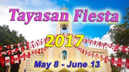Tayasan Fiesta 2017