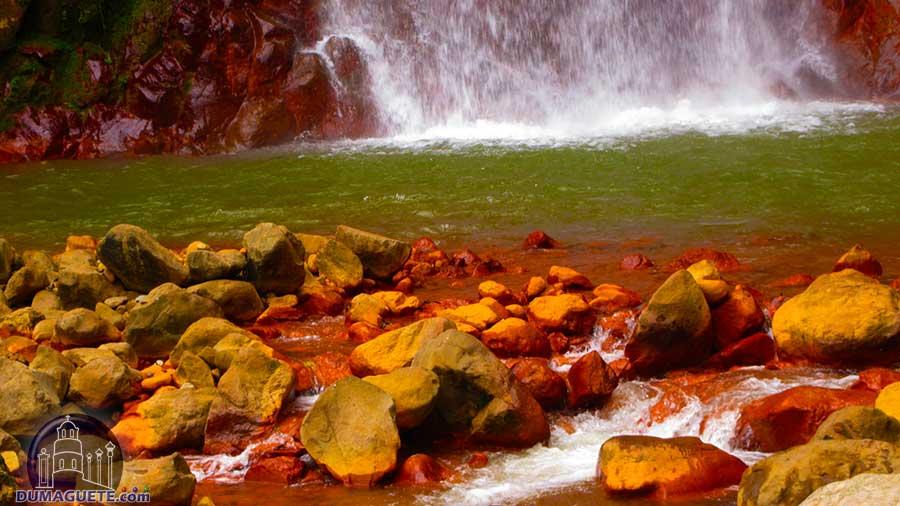 Valencia-Pulangbato-Falls
