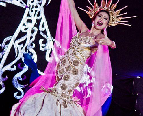 Miss Budyas 2017 - Amlan - Negros Oriental - Philippines