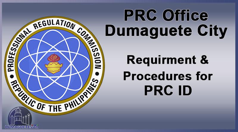 Professional Regulation Commission - PRC ID