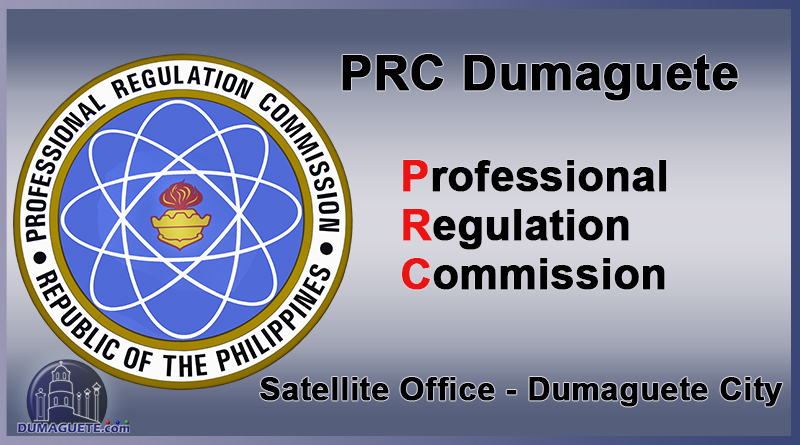 PRC Office Dumaguete - Professional Regulation Commission