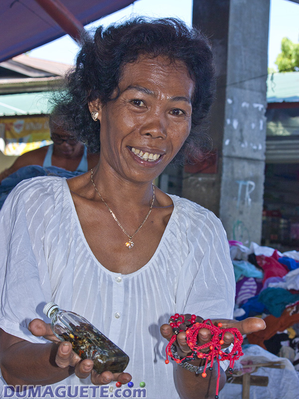 Healer-potion maker in Siquijor
