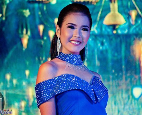 Miss-Bacong 2017 Gown