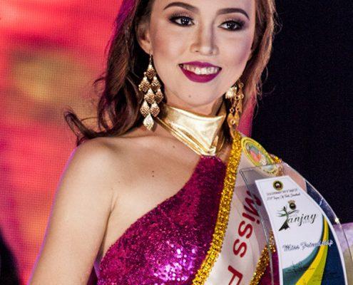 Miss Tanjay 2017- Tanjay City - Negros Oriental - Philippines