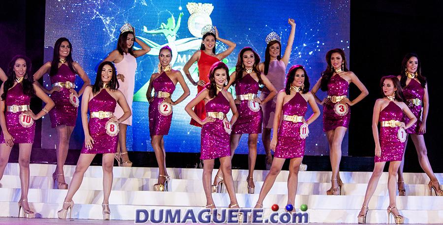 Miss Tanjay 2017 - Negros Oriental