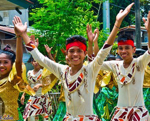 Sinulog sa Tanjay Festival 2017