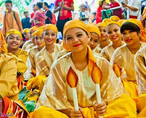 Sinulog Festival sa Tanjay