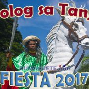Sinulog sa Tanjay and Fiesta 2017
