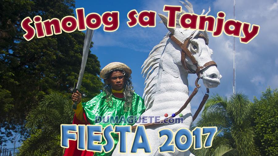 Sinulog sa Tanjay and Fiesta 2017