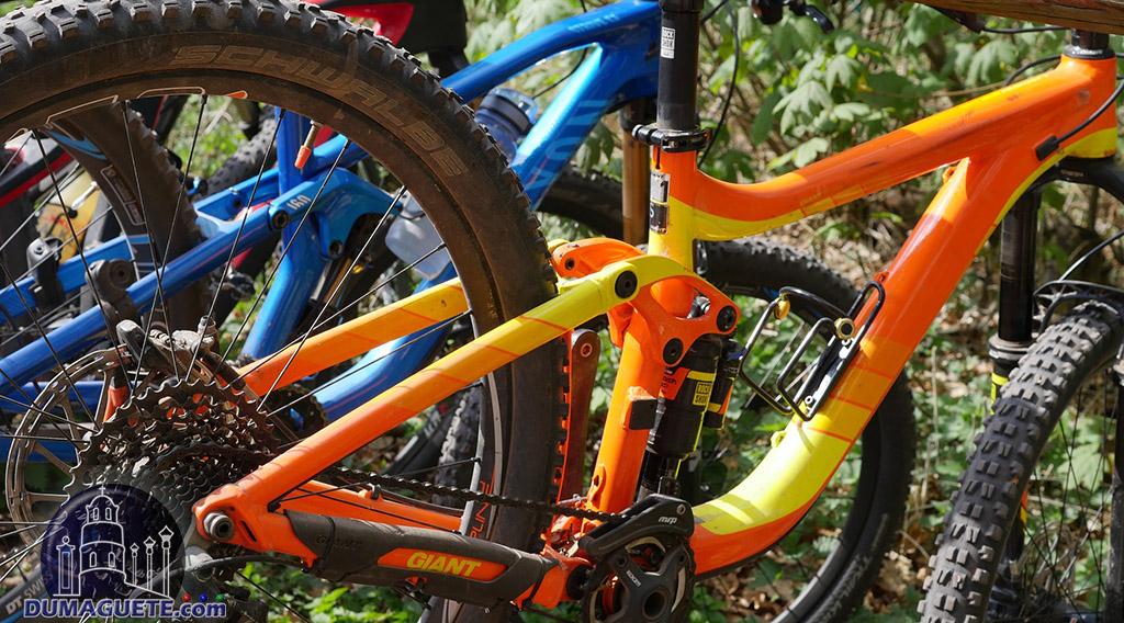 Siquijor tourist spots -Mountain Bike Tour