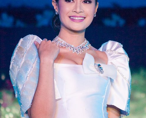 Miss Silliman 2017 Gown