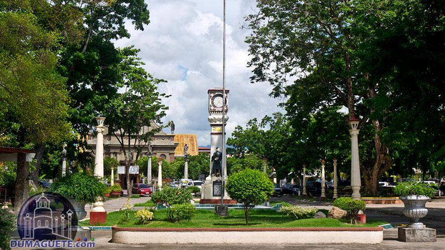 Quezon-Park-Dumaguete-City