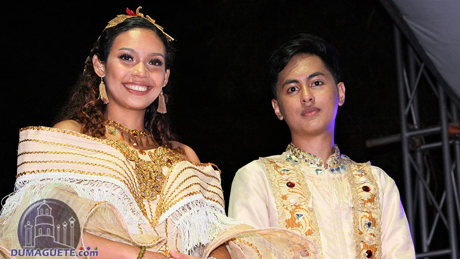 Silliman Hibalag Festival King and Queen