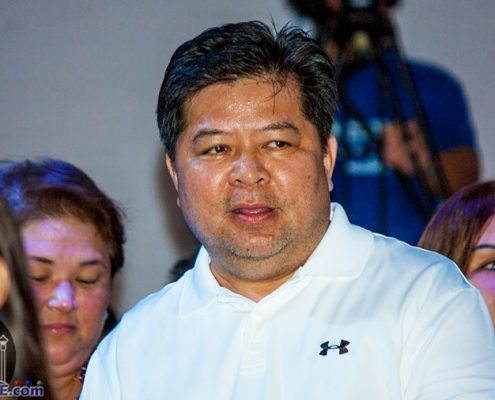 Dumaguete Mayor - Felipe Antonio Remollo