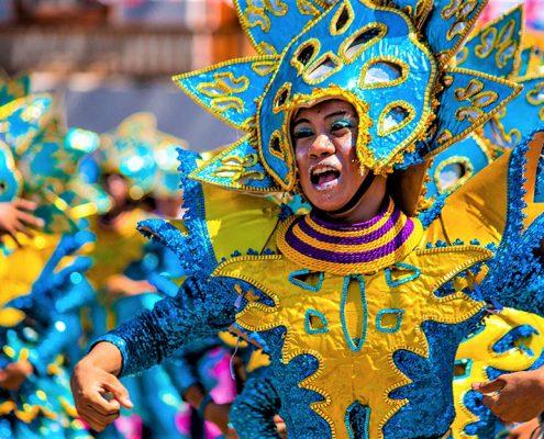 Hudyaka Festival 2017 - Bais City