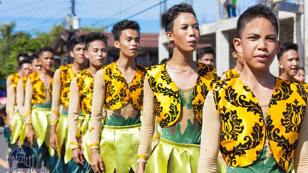 Kalye Sayaw 2017 - Dauin Festival
