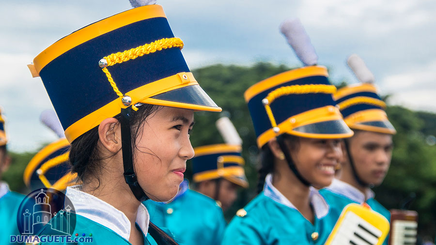 Buglasan Festival 2017 - High School Marching Band Competition