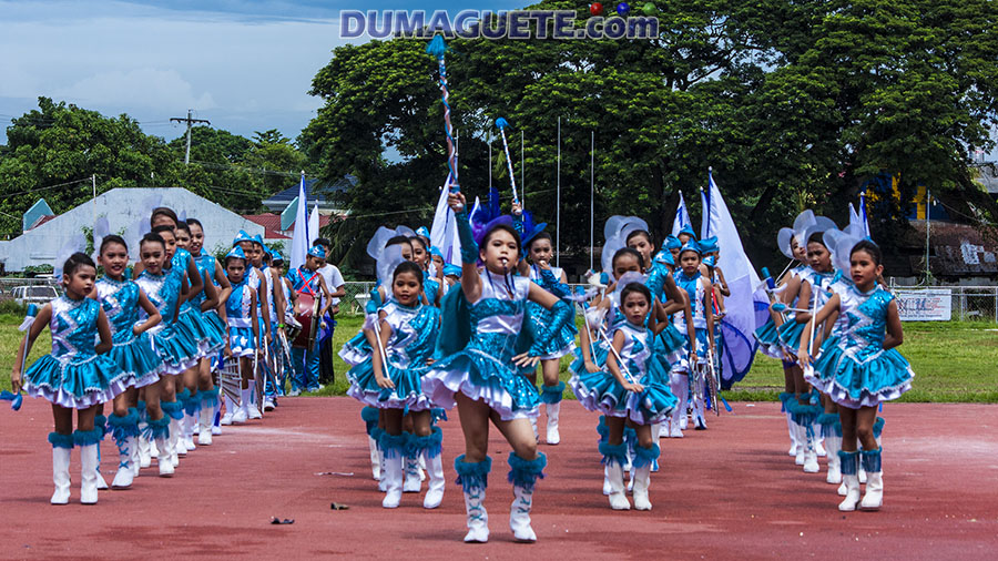Buglasan Festival 2017 - Elementary Marching Band Competition