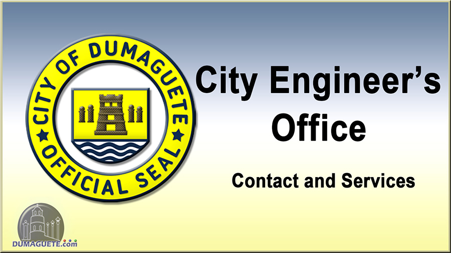 Dumaguete City Engineer's Office