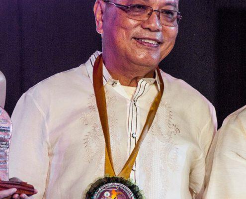 Manjuyod Mayor Felix Sy Andaya