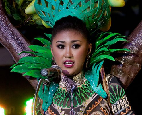 Miss Manjuyod 2017 - Negros Oriental - Production Number