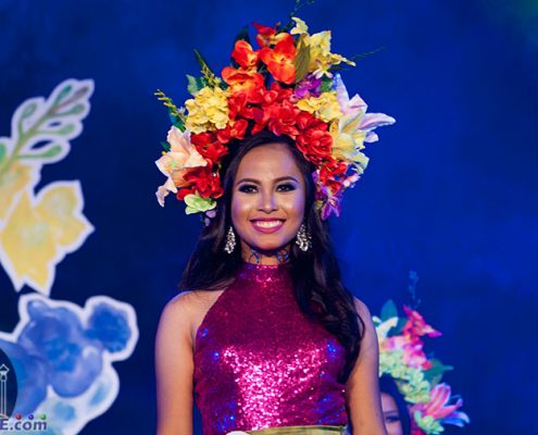 Miss Valencia 2017 - Coronation Night - Production