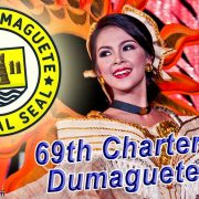 69th Charter Day Dumaguete City 2017