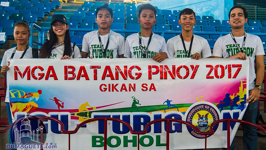 Batang Pinoy 2017 - Visayan Leg - Bohol