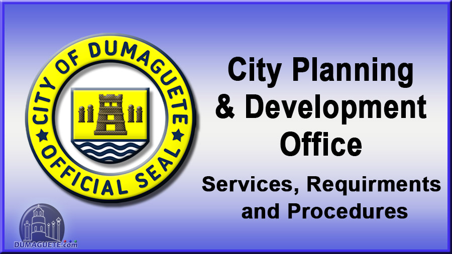 City Panning and Development Office