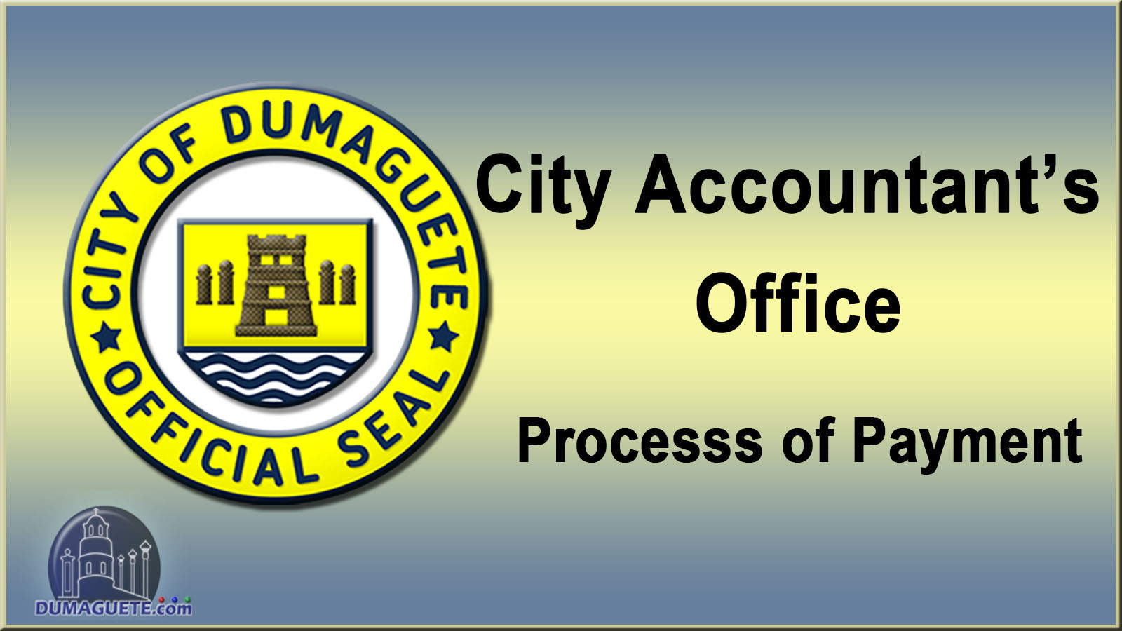 Dumaguete City Accountant's Office
