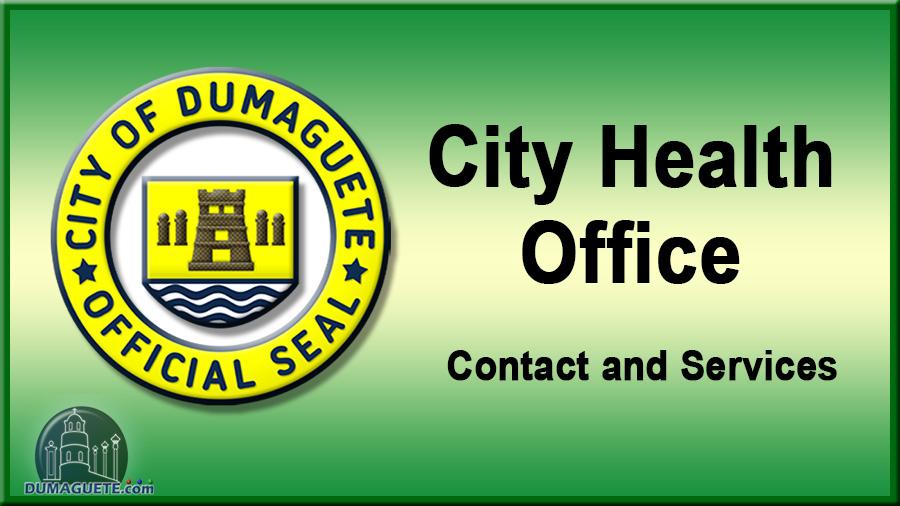 Dumaguete City Health Office